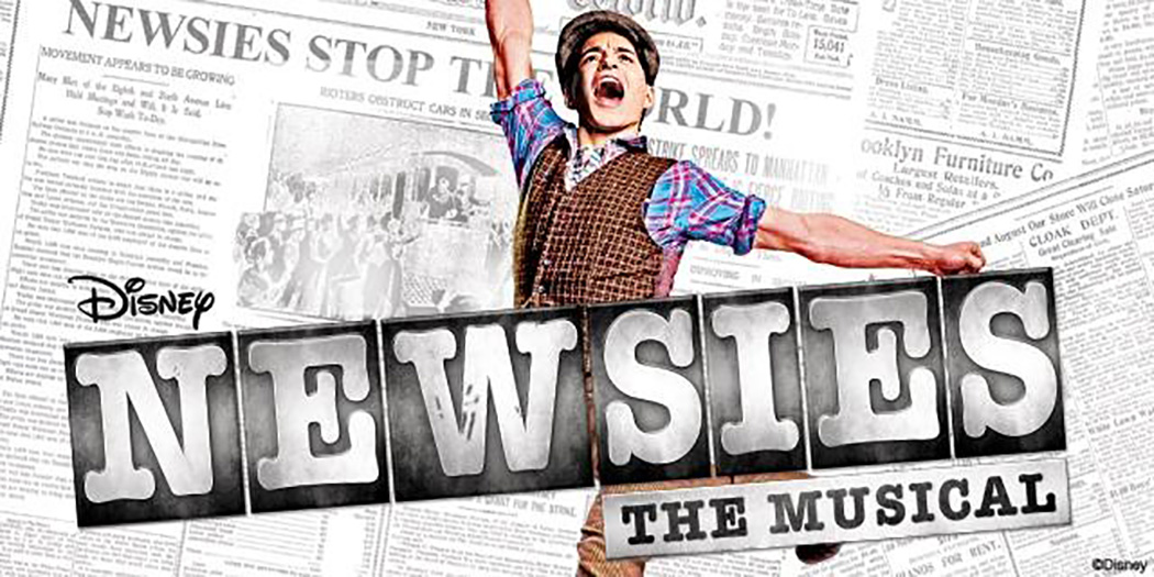 Newsies _Brochure
