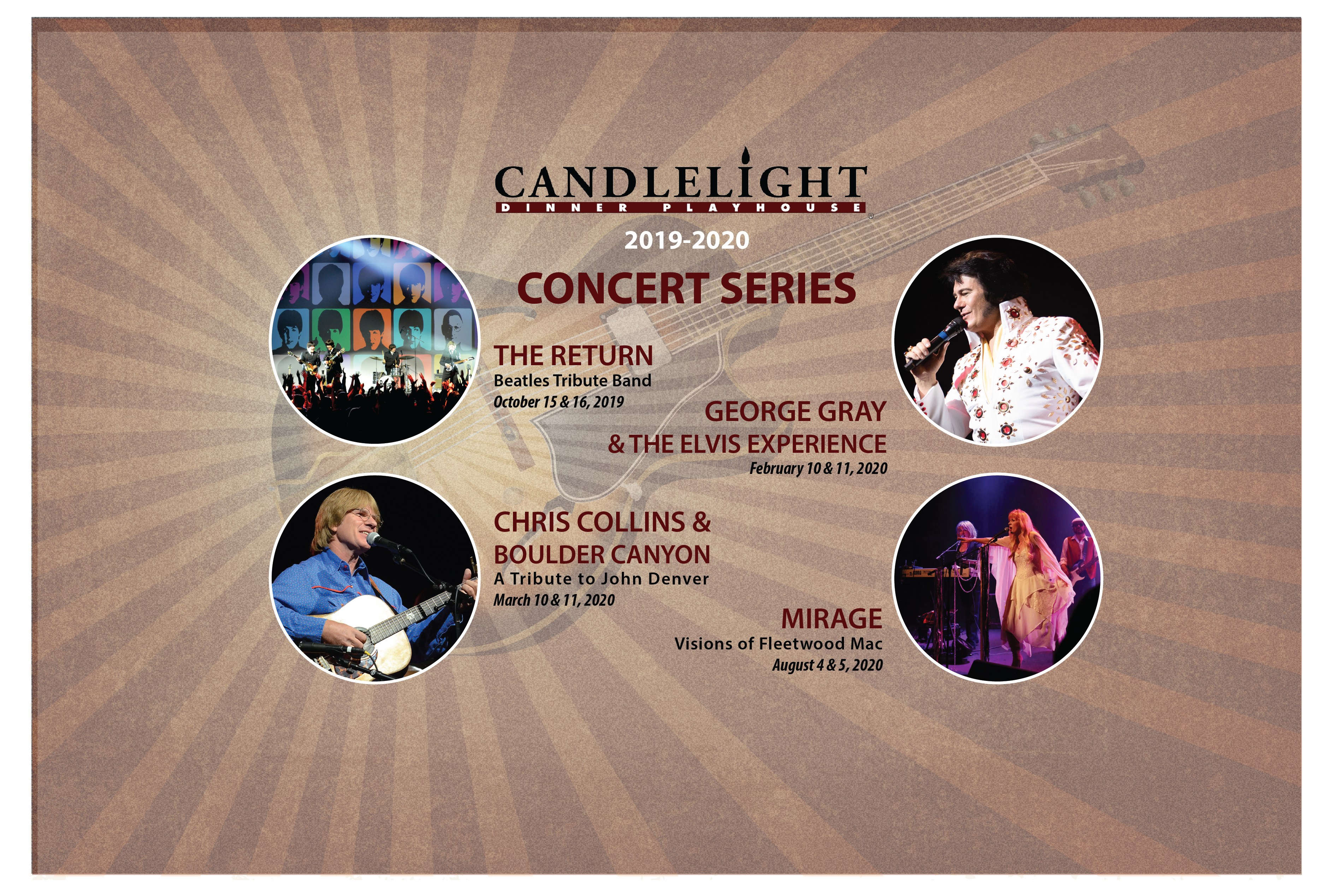 Candlelight Dinner Playhouse -